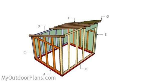 goat shelter plans  outdoor plans diy shed wooden