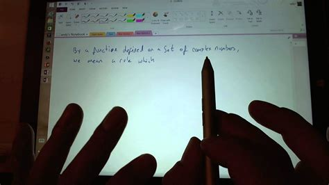 100 ms onenote 2013 user guide outline