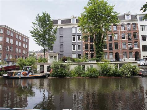 drijvende tuinen amsterdam woonboot floating gardens op loopafstand homeaway