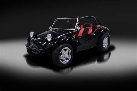 fiberfab dune buggy custom built  kindig