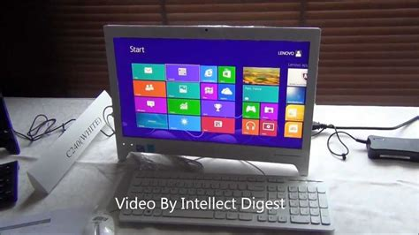 Lenovo C240 lenovo ideacenter c240 all in one desktop computer review