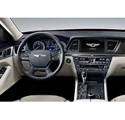 All New 2015 Hyundai Genesis Sedan Pictures And Details  AutoTribute