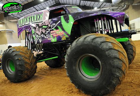 monster jam trucks names undertaker kirk dabney 187 international monster truck