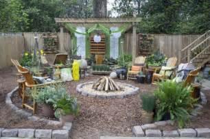 17 wonderful rustic landscape ideas to turn your backyard into heaven