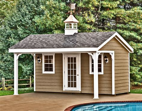 prefabricated pool houses pool house sheds prefabricated pool houses horizon structures