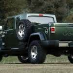 Jeep Gladiator 2015 Jeep Gladiator Concept 2015 Un Jeep Wrangler Up