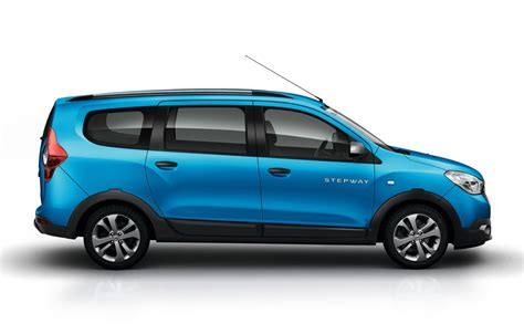renault dacia 2015 dacia lodgy stepway and dokker stepway pricing announced