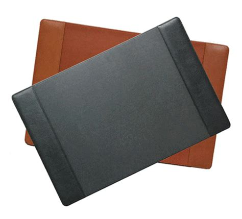 large leather desk mat large top grain leather desk pads large desk pads