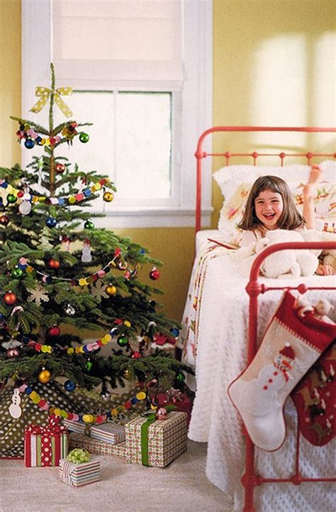 christmas bedrooms christmas bedrooms for kid