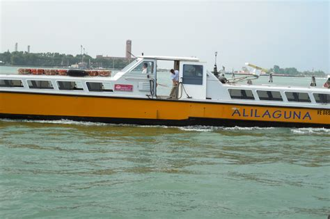 venice boat transportation all about venice lagoon transportation archives learn