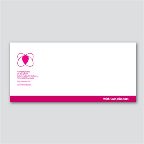 with compliments card word template tip designing a basic compliment slip with indesign cs5