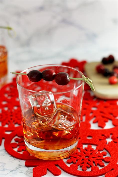 old fashioned drink recipe classic crown royal cranberry apple old fashioned recipe lipgloss and crayons