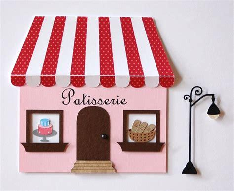 Patisserie Decorative Accessories by Bakery Wall Decor Parisian Theme Decor