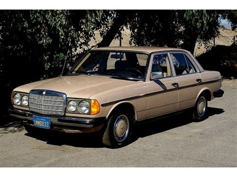 1978 Mercedes 300d by Find Used 1978 Mercedes 300d No Reserve Diesel 5