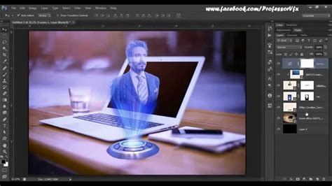 photoshop tutorial pdf in hindi 63 ps hologram effect photoshop tutorial in hindi