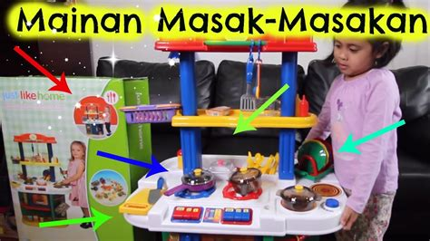 Mainan Masak Masakan Cook Happy Kitchen Play Set Murah Murah review mainan masak masakan therempongshd