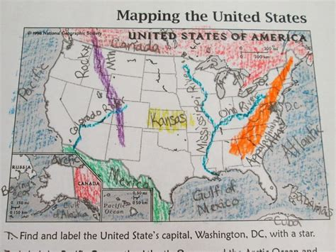 map of the united states landforms 133 best images about social studies on pinterest