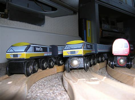 brio underground train brio inter city 125 tube train flickr photo sharing