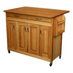Mobile Kitchen Island Butcher Block by Portable Movable Kitchen Islands Rolling On Wheels