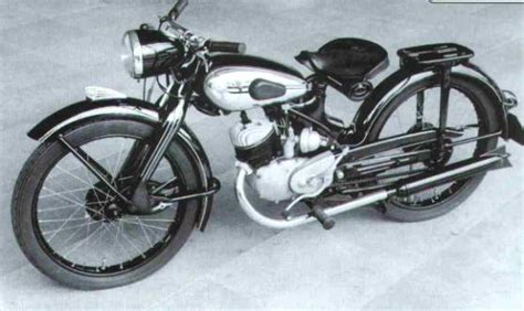 Motorrad Nsu 125 Ccm nsu fox 125