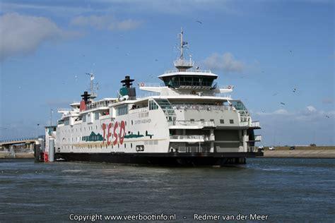 veerboot den helder texel 171 veerbootinfo nl - Boot Ameland Texel