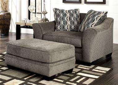 chair     ottoman comfy chair
