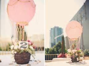 air balloon table centerpieces heels for air balloon wedding ideas green