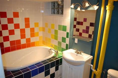 bathroom tile colour ideas come restaurare e verniciare le vecchie piastrelle