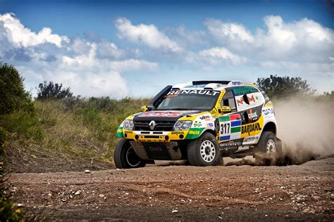 Renault Will Compete In The 2016 Rally Dakar With A Duster
