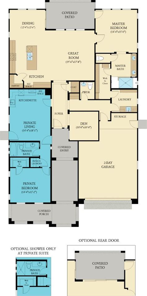 lennar next gen floor plans pinnacle next gen new home plan in encore at victory at