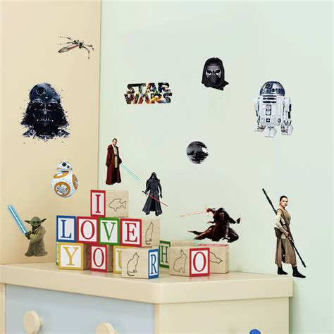 wars wall sticker buy wholesale wars sticker from china