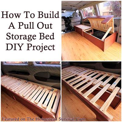 how to build a storage bed 60 best images about trailer bed ideas on pinterest