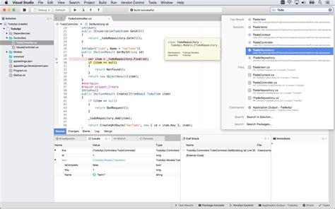for mac visual studio for mac visual studio