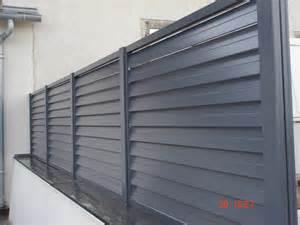 cloture jardin aluminium barriere cloture alu fabricant portail coulissant aluminium salon deco