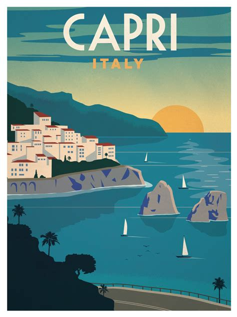 Plakat Retro by Vintage Cairo Print Travel Posters And Vintage