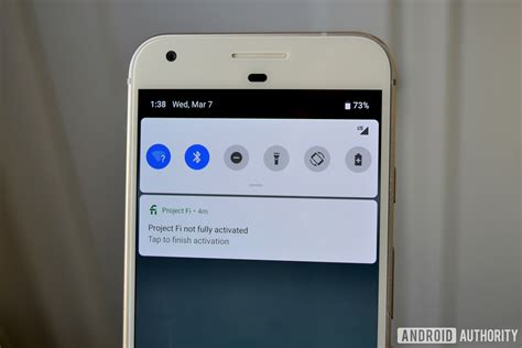 design menu in android android p s quick settings menu interface gets a new design