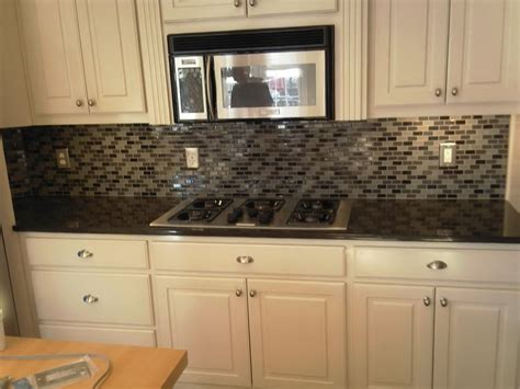 Tile Backsplash Kitchen Ideas by Glass Kitchen Backsplash Ideas Home Design Ideas