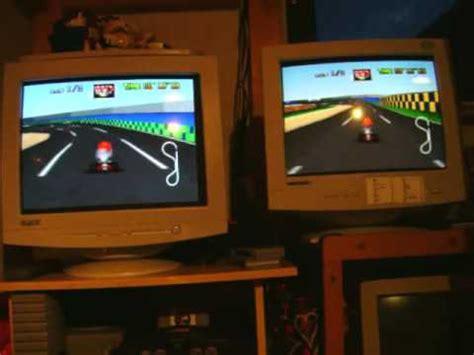 format video pal vs ntsc mario kart 64 ntsc vs pal direkter vergleich youtube