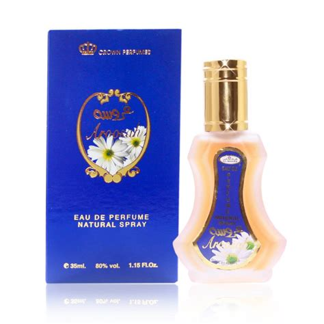 Parfum Al Rehab aroosah al rehab eau de parfum vaporisateur spray