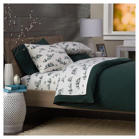 flannel bedding pinzon
