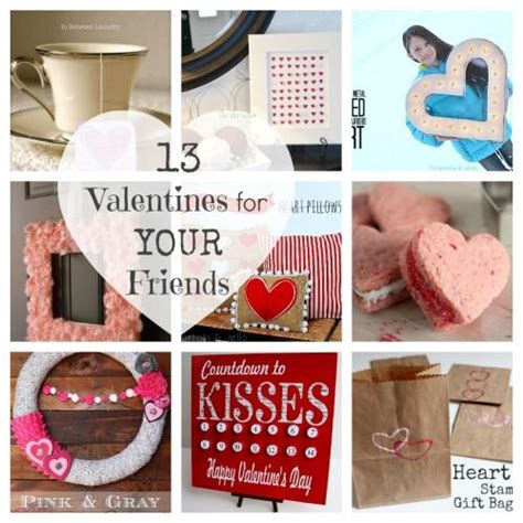 diy valentine gifts for friends 13 diy valentine s gifts for your friends babbleeditors