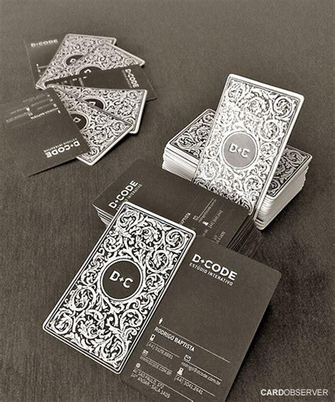 best card 25 best business card designs of 2009