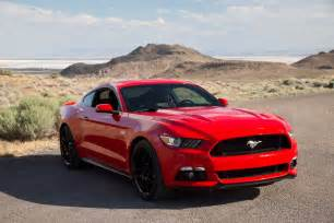 Ford Gt 2015 2015 Ford Mustang Gt Front Three Quarter Photo 13