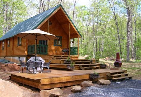 prefab log cabin kits for resorts vacationer commercial