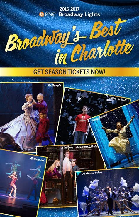 Blumenthal Broadway Lights by Blumenthal Broadway Lights Series 2018 Mouthtoears