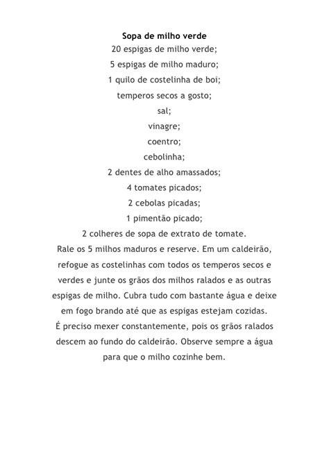 Livro De Receitas E Festa Junina 03
