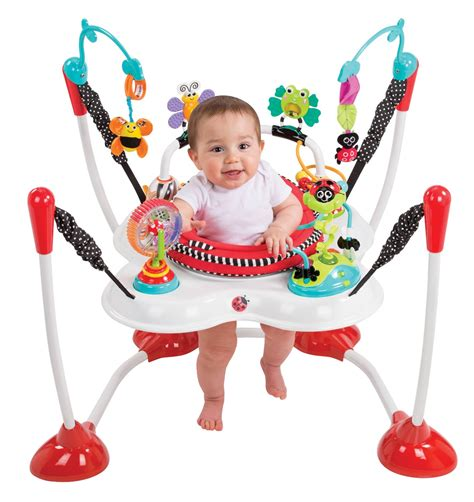 Baby Bug Jumper sassy inspire the senses bounce around activity center review
