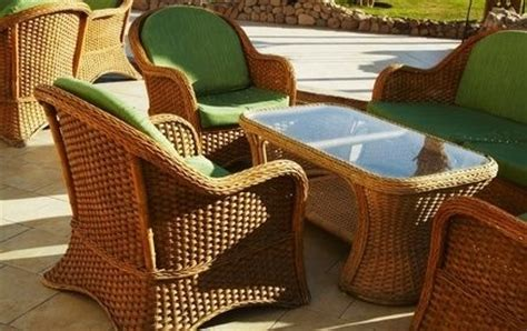 How To Restore Wicker Patio Furniture by How To Restore Bamboo Furniture Rattan Furniture Rattan