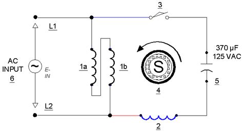 wiring diagram of induction motor ecn electrical forums