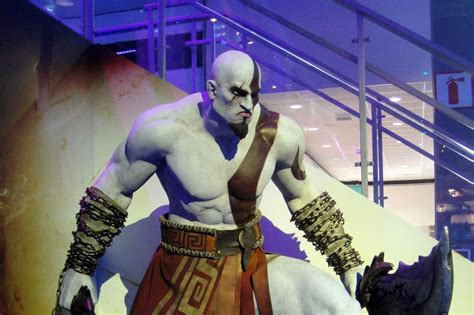 jaffe says god of war movie still real quot looking strong is kratos the greek god of war
